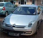 Citroen C6 road test