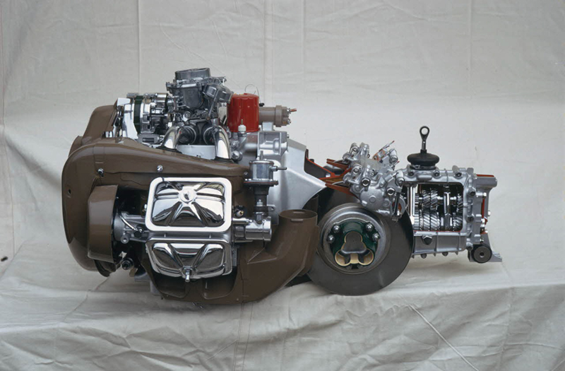 Citro 235 N Gs Gsa Boxer Engine
