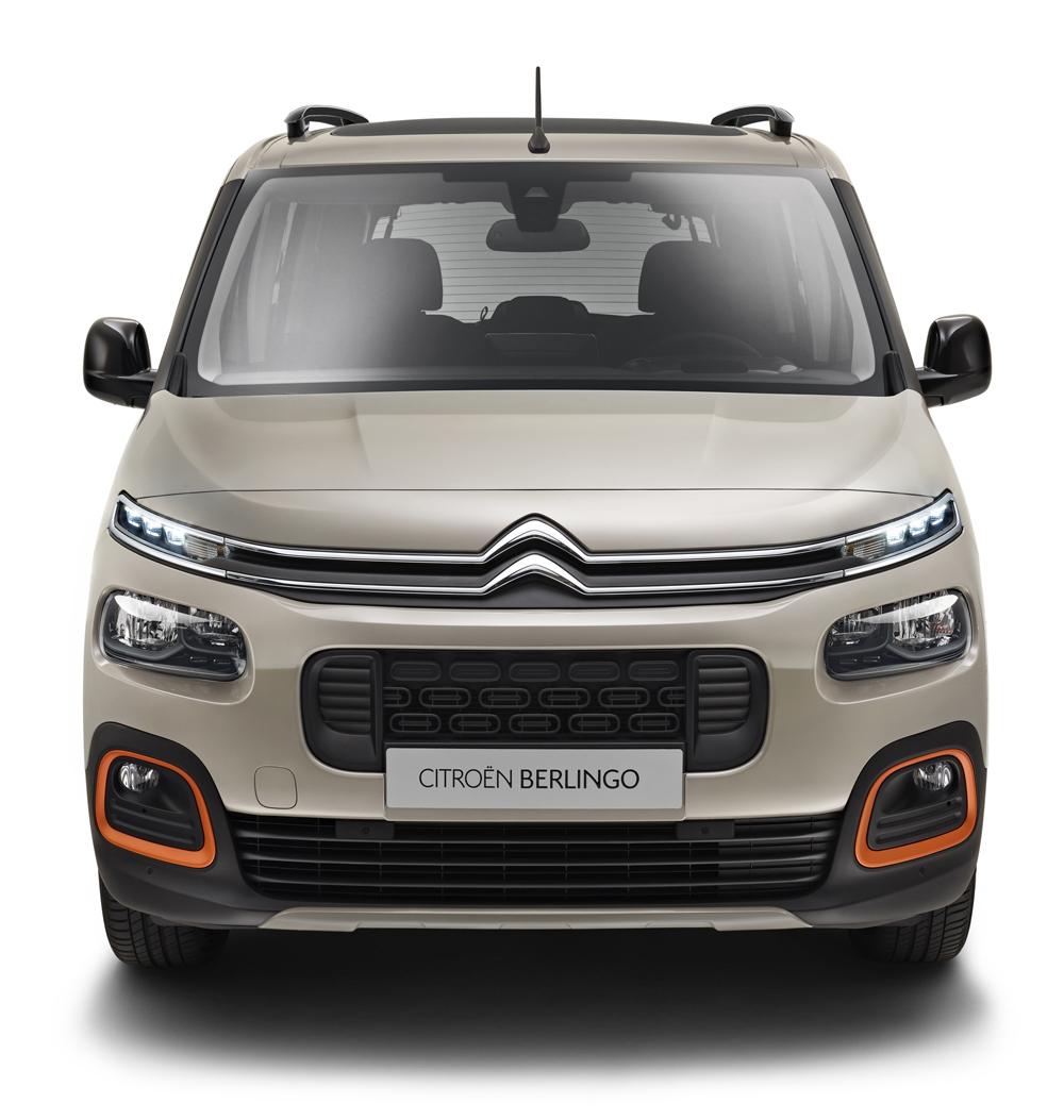 Citroën Berlingo 2018 Page 1