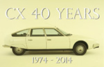 CX 40th anniversary